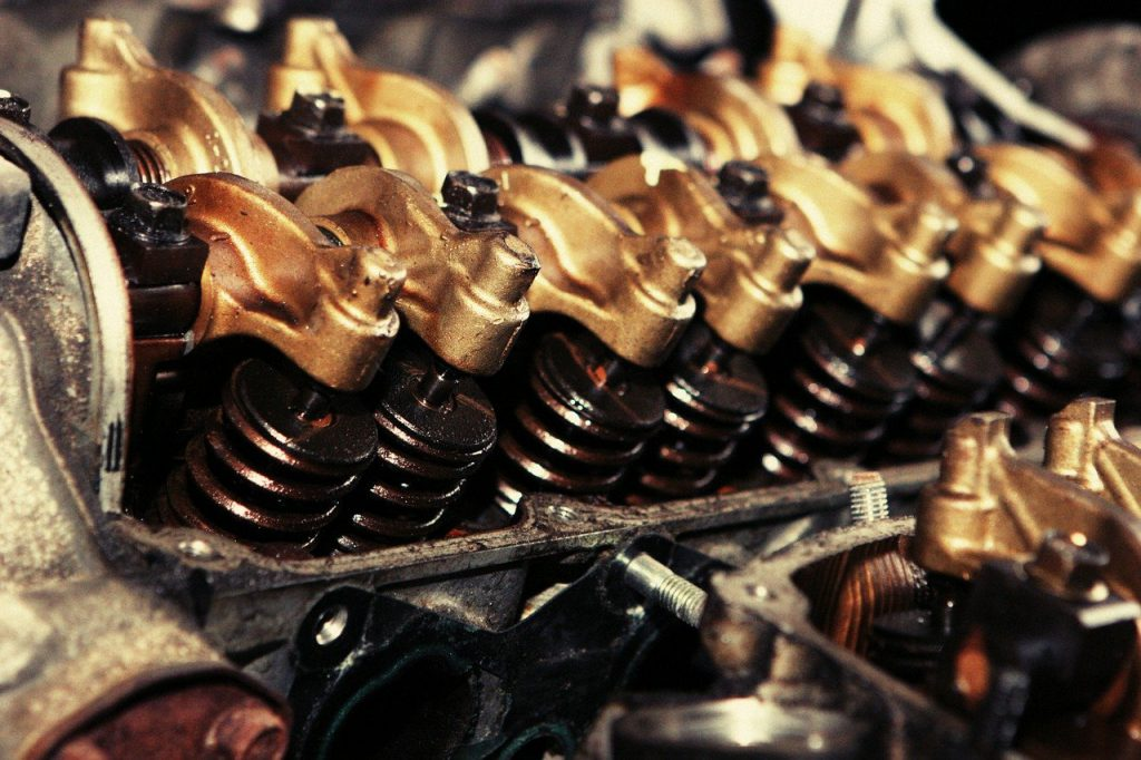 cylinders, engine, oil